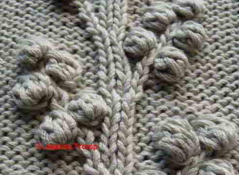 10 English Aran Cable Knit Stitch Patterns
