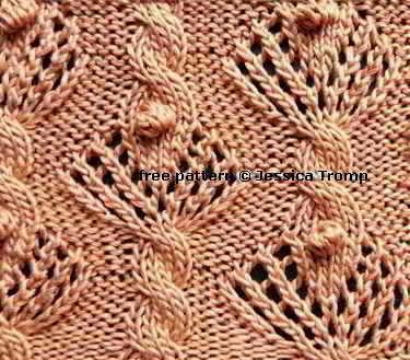 03 English Aran Cable Knit Stitch Patterns