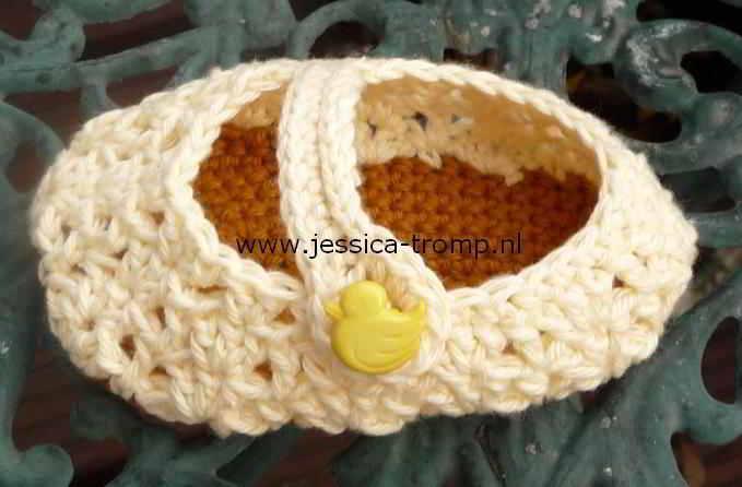 Nieuw 67a English baby crochet patterns babies booties blankies toddler IG-36