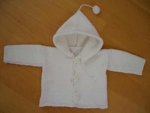 Bekend 32 baby haakpatronen kleding haken babykleding @NS29