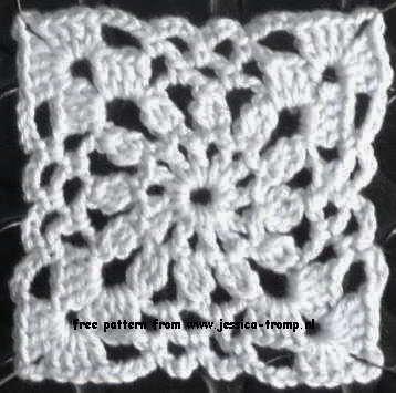06 Crochet Granny Squares Vierkanten Haken