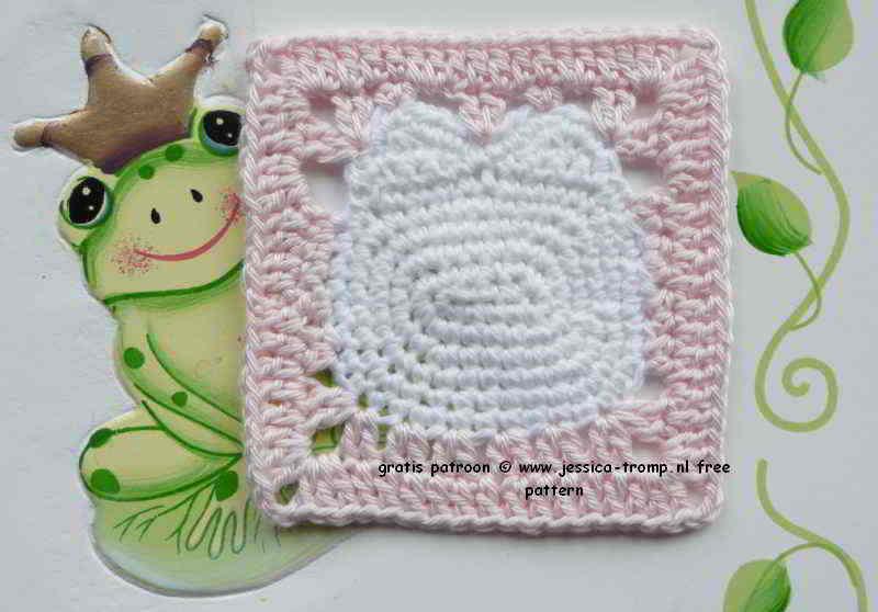17 Crochet Granny Squares Vierkanten Haken