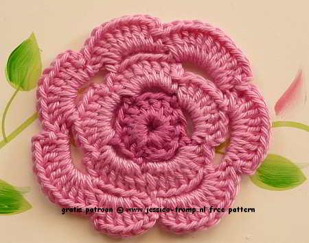 29 Crochet Flowers Patterns Haakpatronen Bloemen Haken