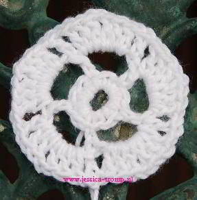Ongebruikt 64 English free crochet patterns women L XL plus size pg 4 JU-99