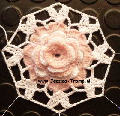 38 Crochet Flowers Patterns Haakpatronen Bloemen Haken