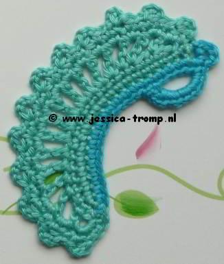 32 Crochet Flowers Free Forms Bloemen Vrije Vormen Haken