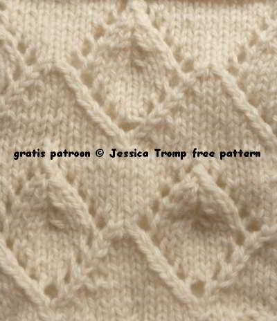 23 English Knitting Patterns Lace Knit Stitches Pattern Text And