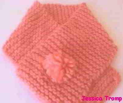 patroon gehaakte trui