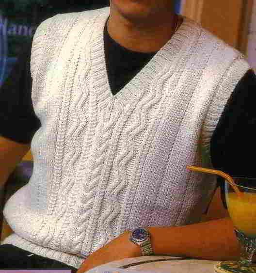 26b English Mens Cardigansweater Knitting Patterns