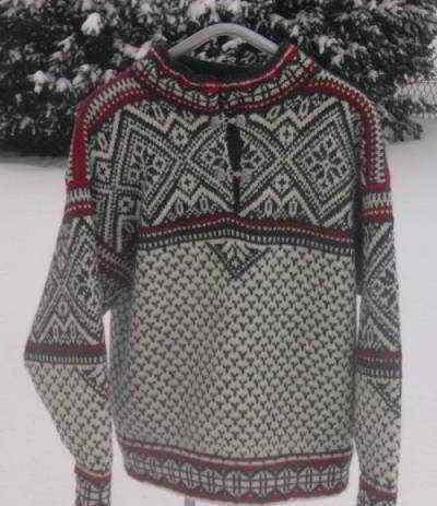 breipatroon en wol noorse trui dames Google zoeken