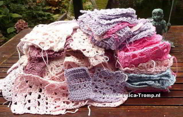 Goede 55 English crochet stitch crochetstitches AL-74