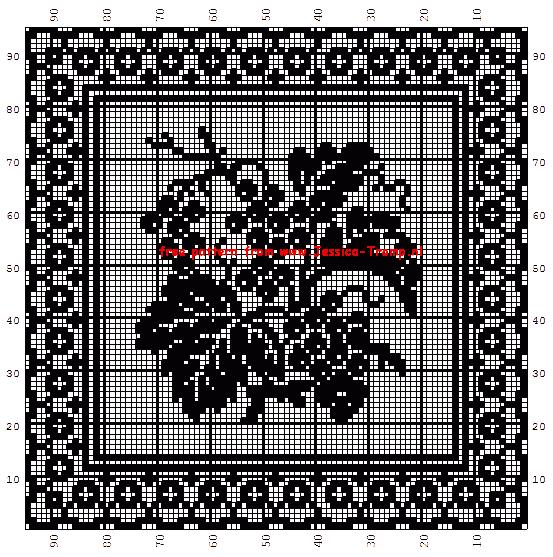 Crochet Designs, Filet Crochet Patterns