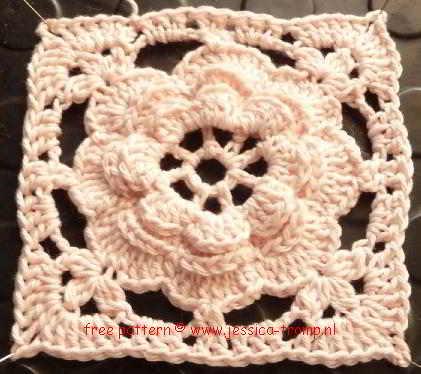 27 Crochet Granny Squares Vierkanten Haken