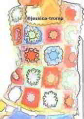 free women's flower crochet patterns