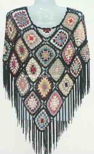 15 English Free Poncho Pattern Knitpatterns Ponchos