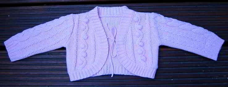 17 B English Bolero Free Childrens Knitpatterns Sizes 2 16 Years