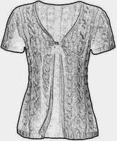10b Grote Maten Dames Mode Kleding Zelf Breien