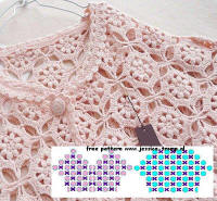 free flower crochet patterns women