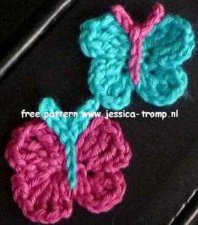 31 Crochet Flowers Free Forms Bloemen Vrije Vormen Haken