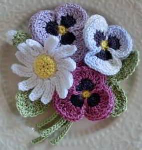 39 Crochet Flowers Patterns Haakpatronen Bloemen Haken