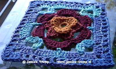 29 Crochet Granny Squares Vierkanten Haken