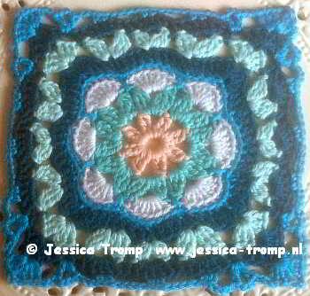 Afrikaanse Bloem Leren Haken Crochet Lesson African Flower Squares