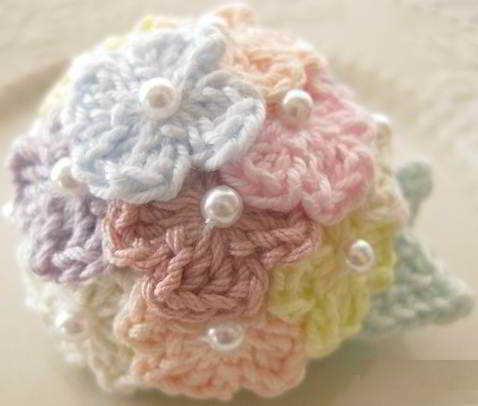 42 Crochet Flowers Patterns Haakpatronen Bloemen Haken