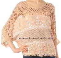 women's crochet pattern