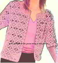 crochet patterns for women's clothes