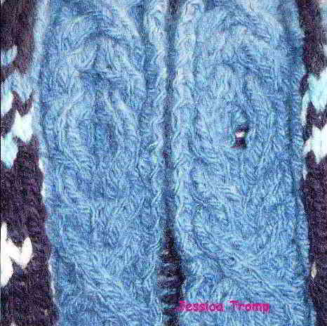 Free men's Celtic knitting pattern knit a beautiful cardigan