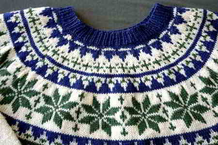 47 English Norwegian Knitwear Fairislesweater Daleofnorwaysweater 3