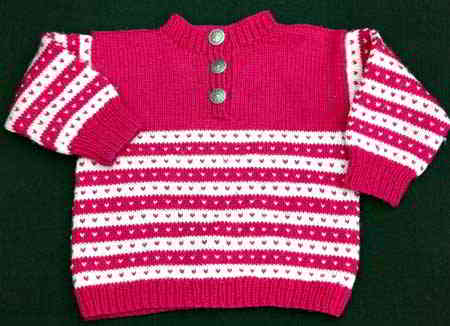 49 English Norwegian Childrens Free Patterns Nordic Sweaters Norse 5