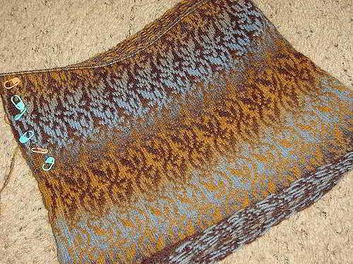 45 English Norwegian Knitting Knitwear Norse Patterns 0