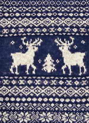 Betere 45 English Norwegian knitting knitwear Norse patterns 0 ZI-77