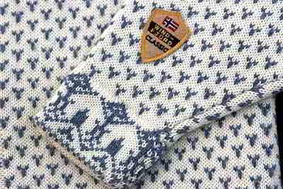 08 English Knitting Borders Knit Graph Charts