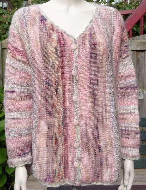 Wonderlijk 19 English knitting pattern handdyed yarns free knitpatterns RP-99