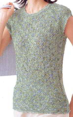 A14 English Aran Japanese Knitting Patterns Size 40 42 44 46 48