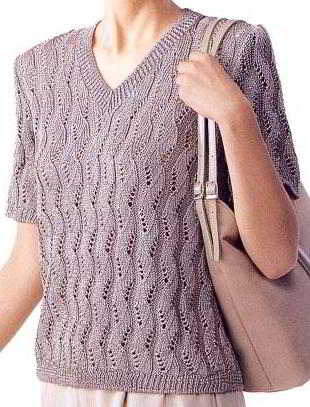 A18 English Aran Japanese Knitting Patterns Size 40 42 44 46 48